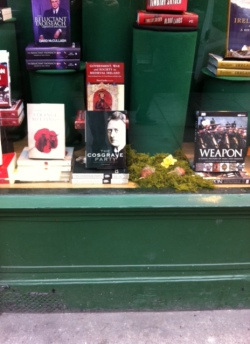 Window of Hodges Figgis