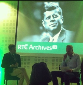 RTE - JFK Talk at NLI