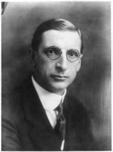Eamon de Valera was considered by some to be a barrier to reconciliation (Click for photo source)