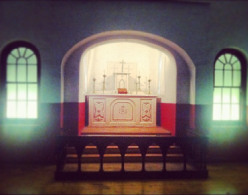 Chapel where Joseph Plunkett married Grace Gifford hours before he was executed
