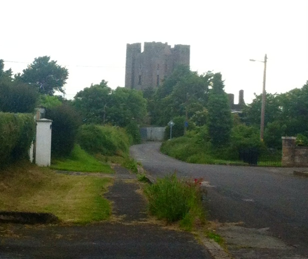 Dunsoghly Castle (beside my parents' house)