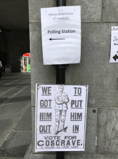 Polling Station at City Hall